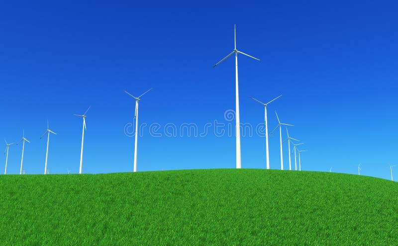 Grüne Energie #4 stockfoto