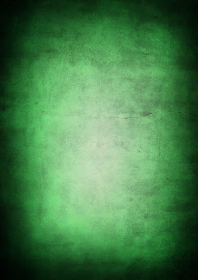 Grüne grunge Beschaffenheit lizenzfreie abbildung