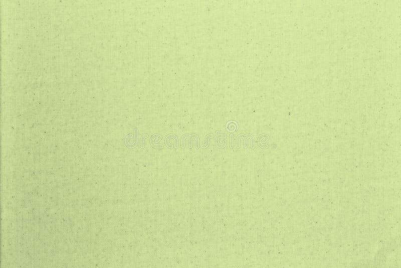 Grüne Leinenbeschaffenheit lizenzfreie stockbilder