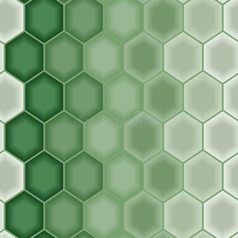 Grüne nahtlose Tapete vektor abbildung