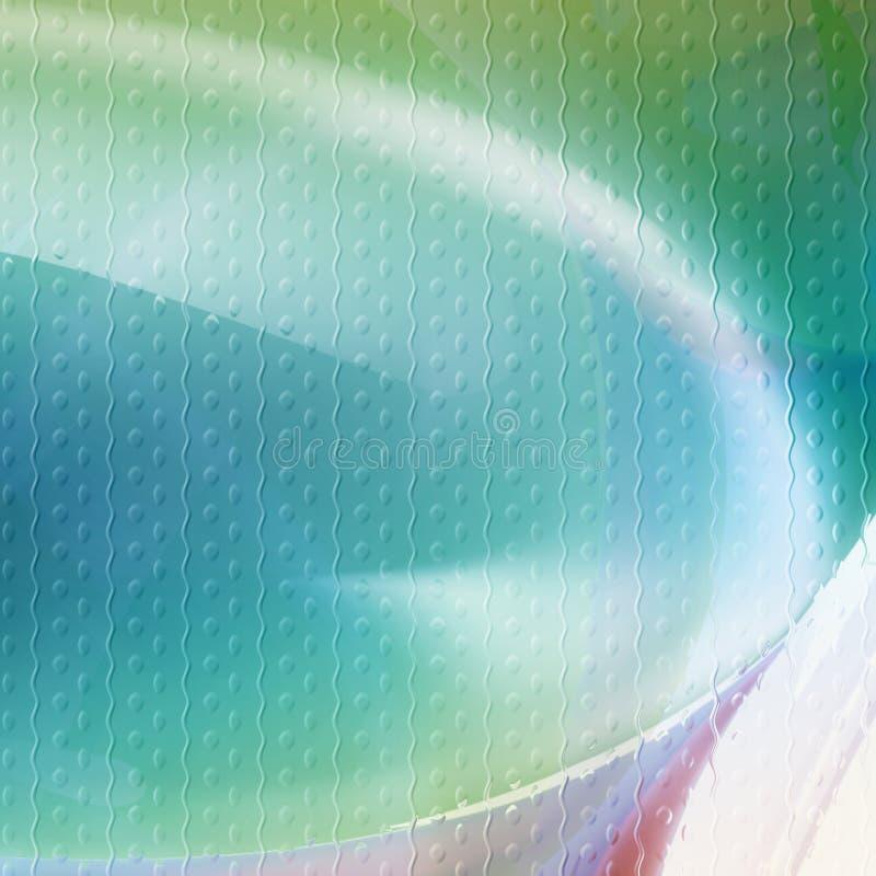 Grüne Oberfläche stockfotografie