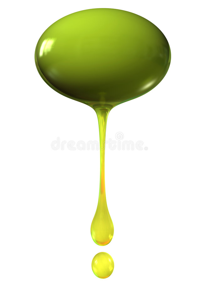 Grüne Olive lizenzfreie stockfotos