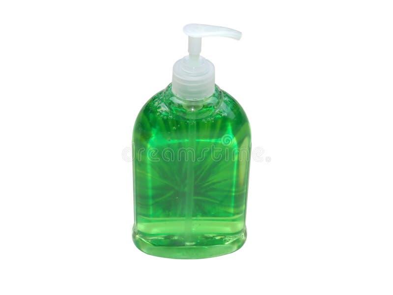 Grüne Seife stockfotos