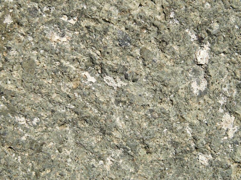 Grüne Steinnahaufnahme stockfoto