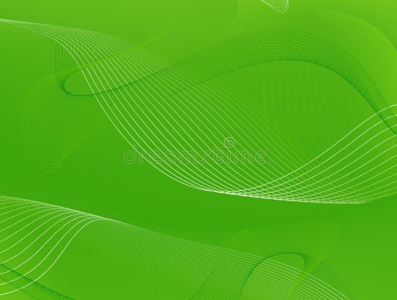 Grüne Tapete lizenzfreie stockbilder