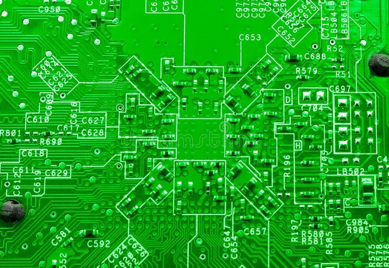 Grüne Technologie lizenzfreie stockfotos