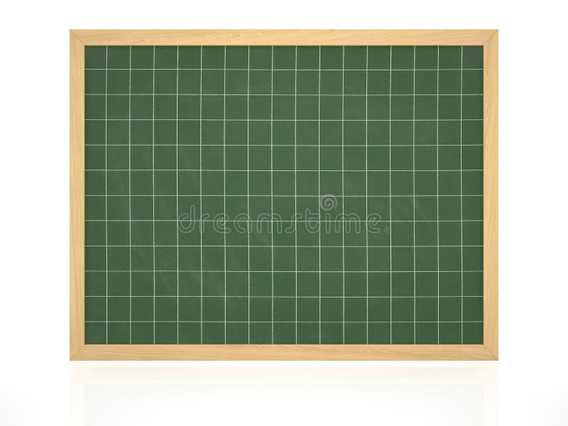 Download Grüne unbelegte Tafel stock abbildung. Illustration von klassenzimmer - 26364039