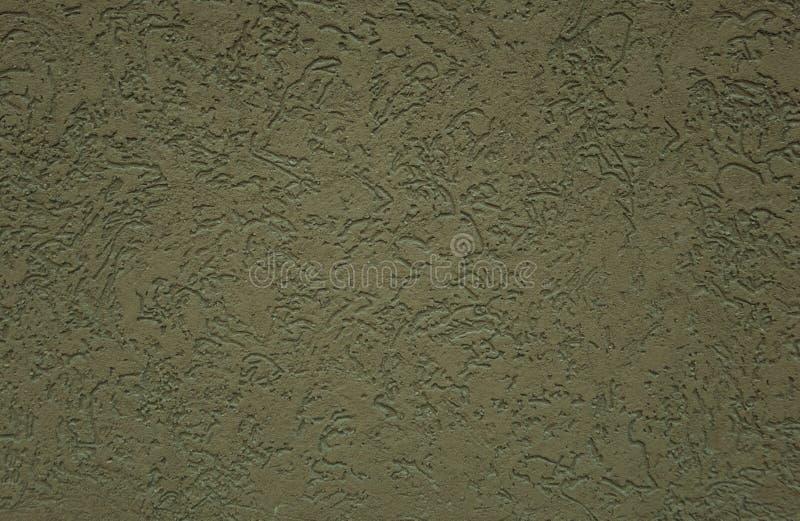 Grüne Wandbeschaffenheit und -hintergründe lizenzfreie stockbilder