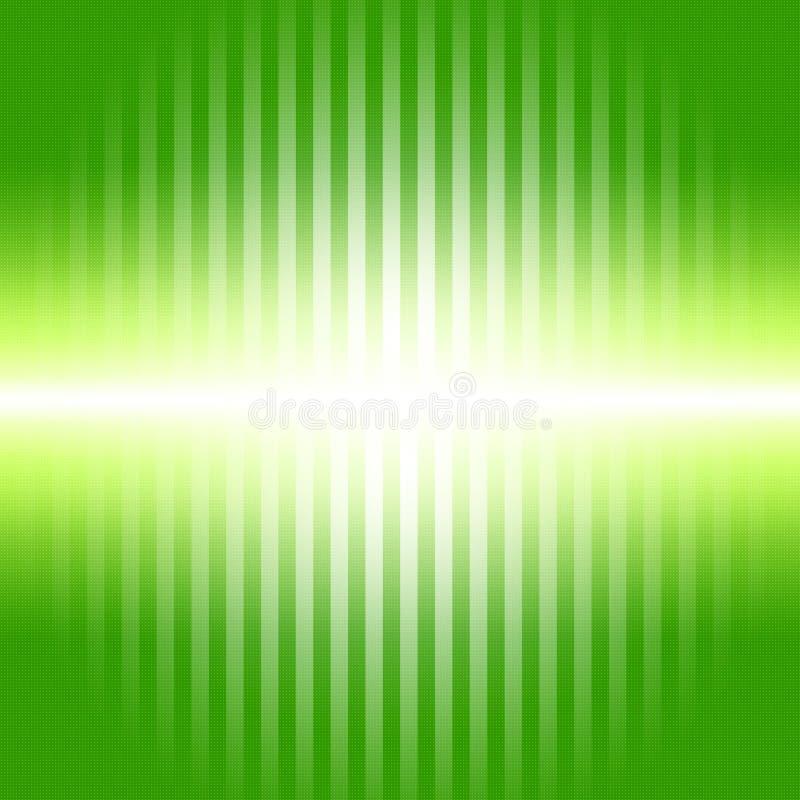 Grüner abstrakter Hintergrund stock abbildung