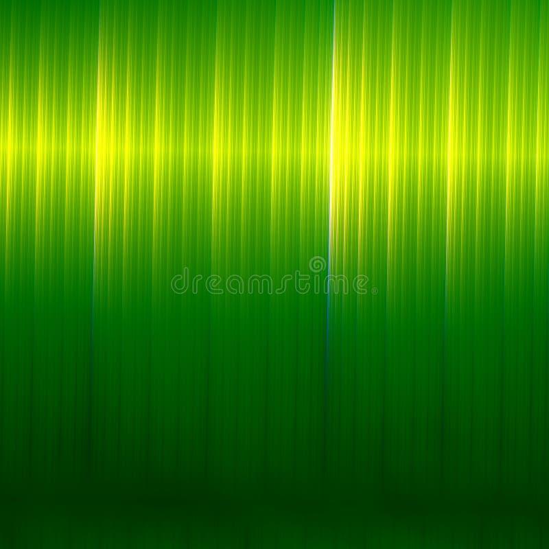 Grüner abstrakter Hintergrund Geschäfts-Darstellungs-Hintergrund Karten-Design für stilvollen Text moderne Artillustration glatt lizenzfreie abbildung
