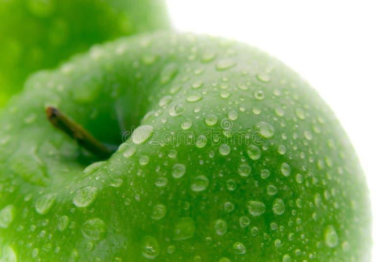 Grüner Apple stockfotos
