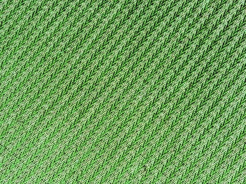 Grüner Gewebehintergrund lizenzfreie stockfotografie