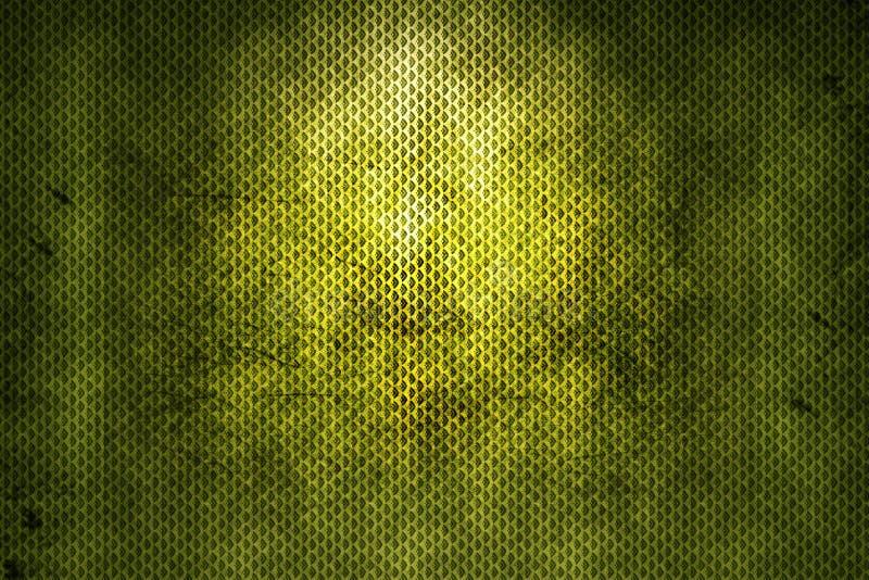 Grüner grunge Hintergrund stock abbildung