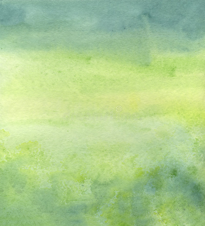 Grüner Hintergrund lizenzfreie abbildung