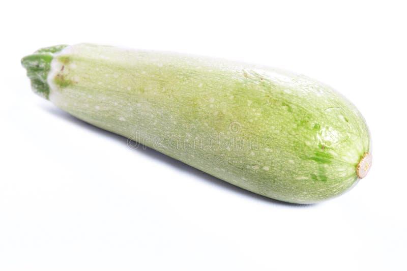Grüner Markkürbis stockbilder