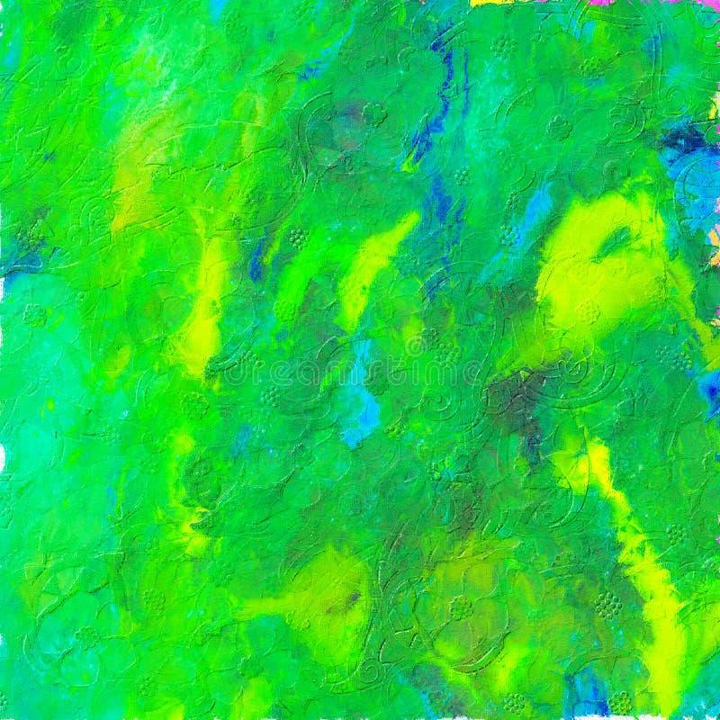 Grüner Planet vektor abbildung