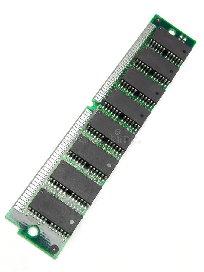 Grüner RAM 02 lizenzfreie stockbilder