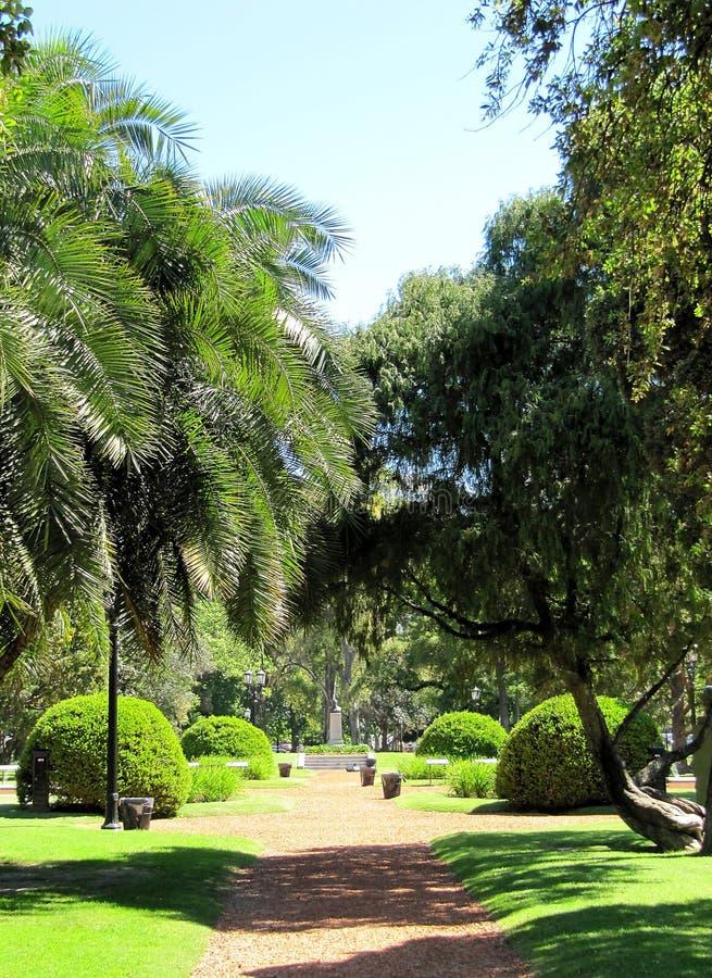 Download Grüner Ruhiger Park Der Stadt Stockfoto - Bild von frei, laub: 26350124