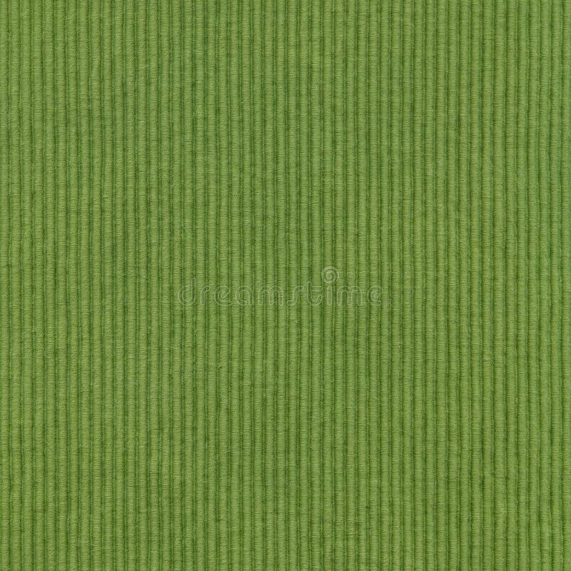 Grüner Stoff stockbild