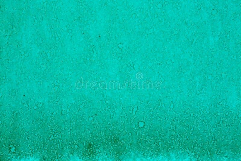 Grüner tadelloser abstrakter Hintergrund mit Flecken stockbilder