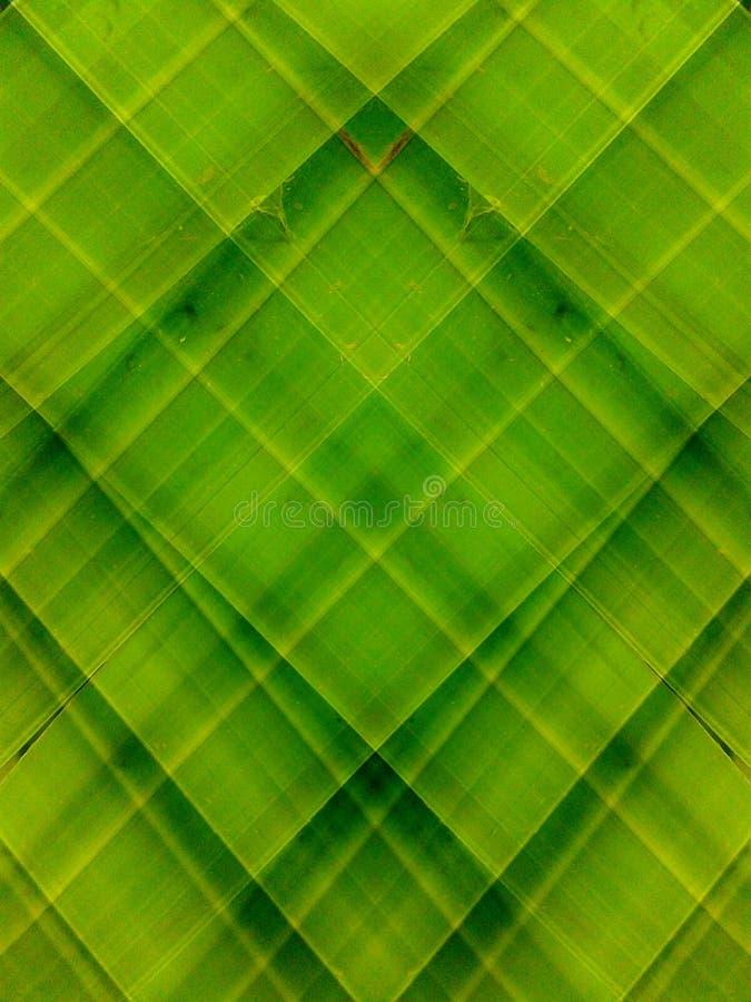 Grünes abstraktes Muster lizenzfreie stockbilder