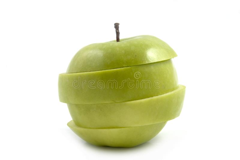 Grünes Apple stockbilder
