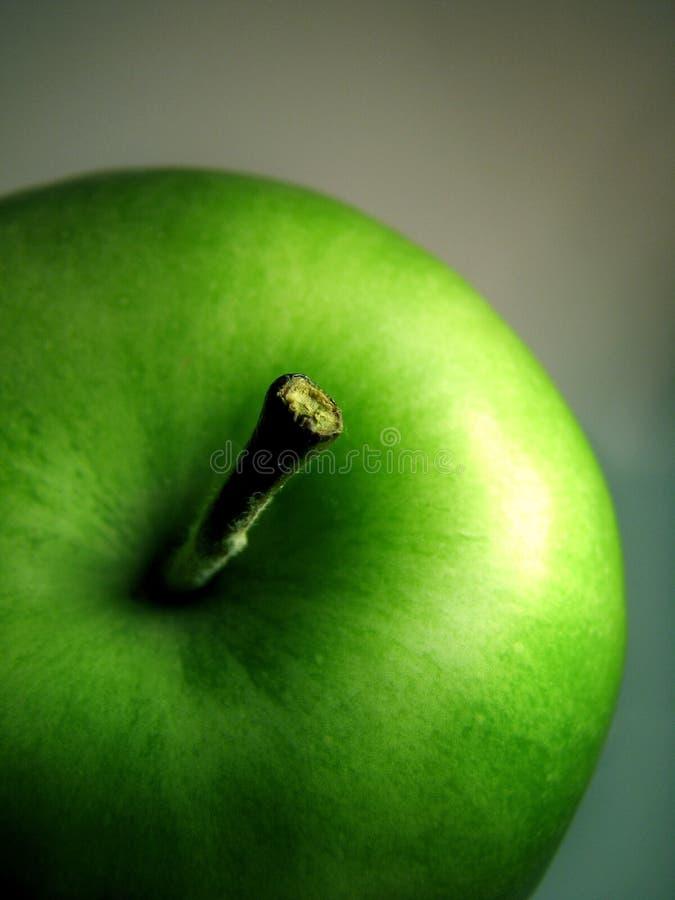 Grünes Apple lizenzfreie stockbilder