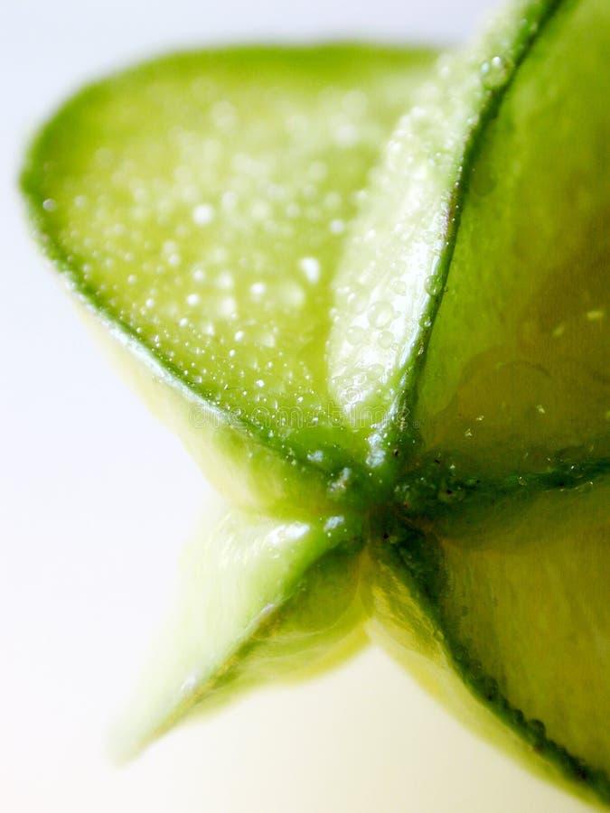 Grünes Eis stockfoto