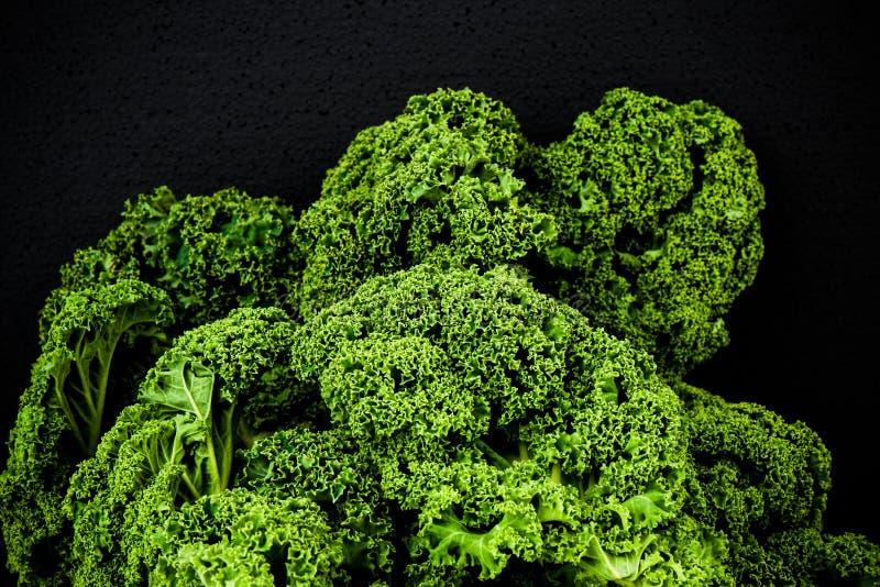 Grünes Gemüsestillleben lizenzfreie stockfotos