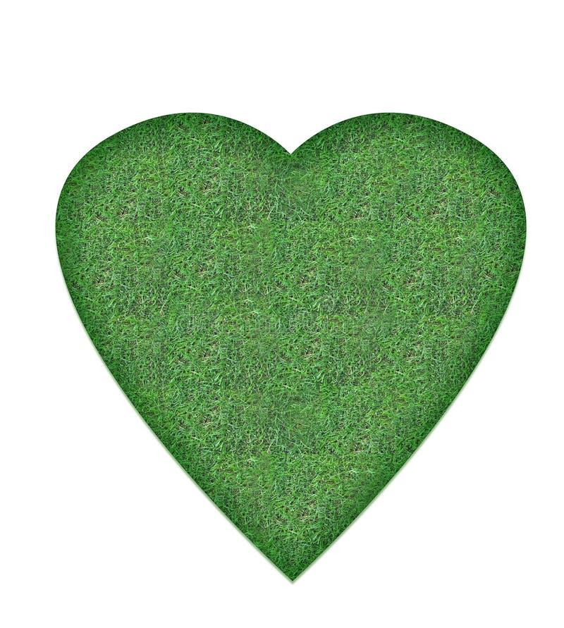 Grünes Inneres vektor abbildung