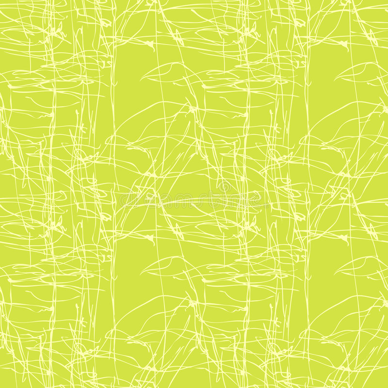 Grünes nahtloses Muster #6 lizenzfreie abbildung