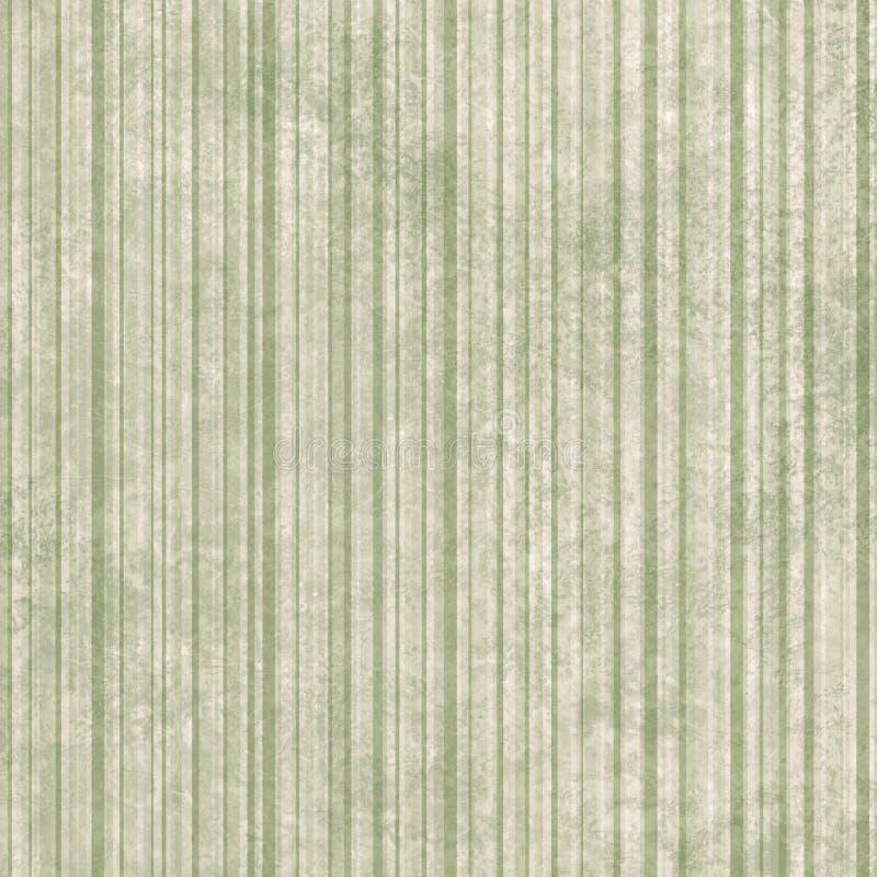 Grünes Scrapbooking Papier vektor abbildung