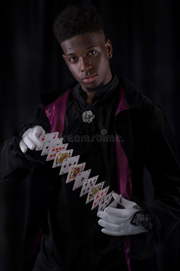 grępluje magika zdjęcie royalty free