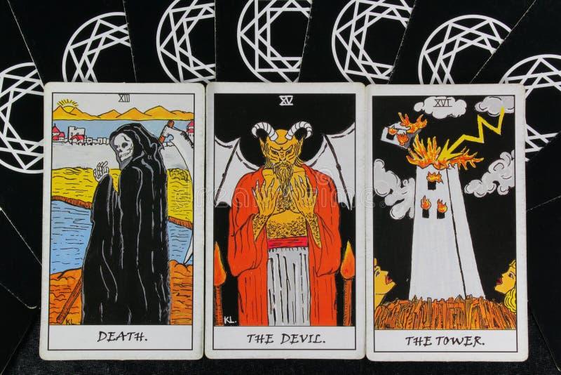 grępluje tarot obrazy royalty free