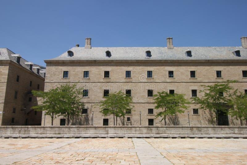 Gr Escorial royalty-vrije stock afbeeldingen