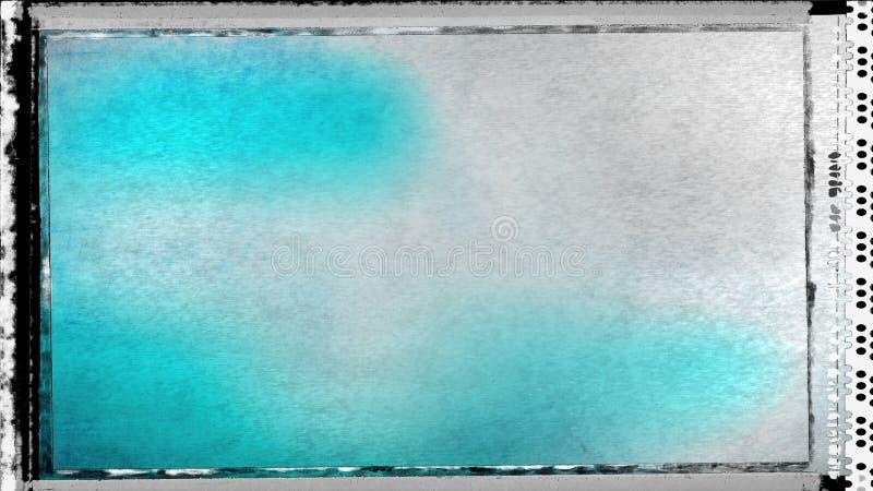 Gr? f?rger och turkos texturerade h?rlig elegant bakgrund f?r illustrationgrafikdesignen royaltyfri illustrationer