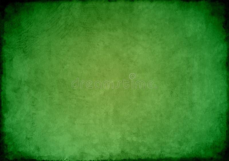 Gr?n bakgrund texturerad tapetdesign royaltyfri bild