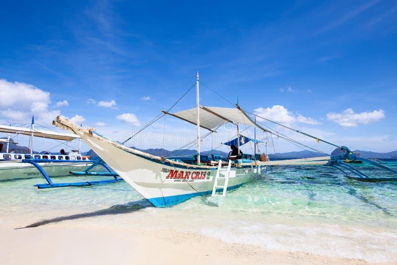 Gr Nido, Filippijnen stock foto's