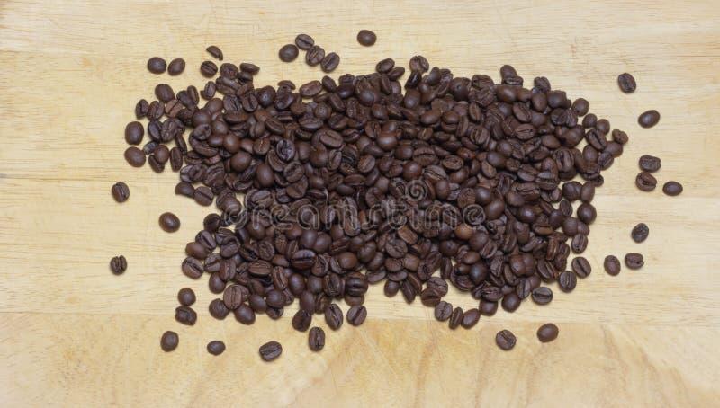 Gr?os de caf? imagens de stock