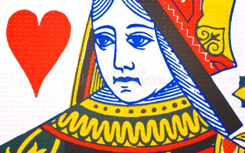 grać w karty, zdjęcie stock