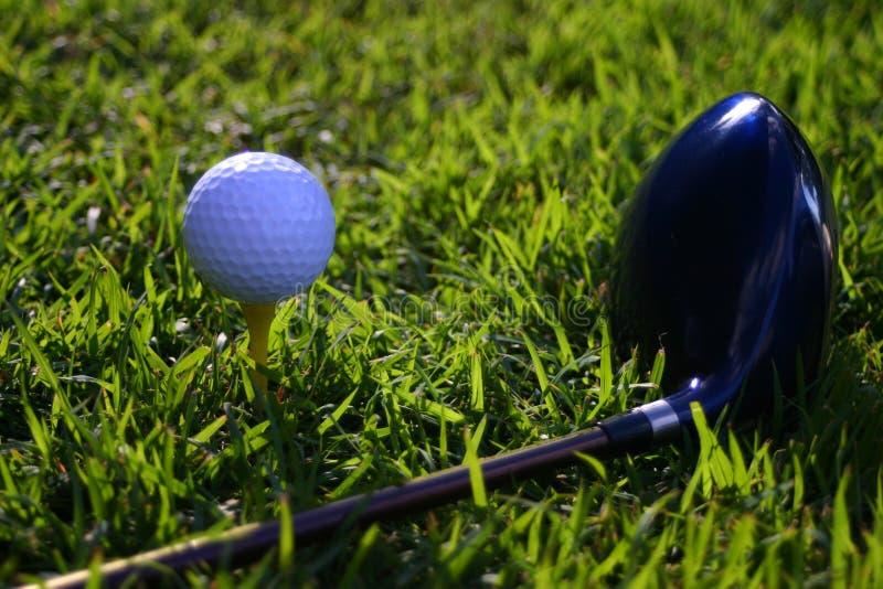 Download Gra w golfa zdjęcie stock. Obraz złożonej z przejażdżka - 133406