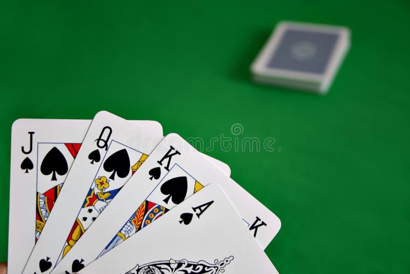 gra w pokera obrazy royalty free