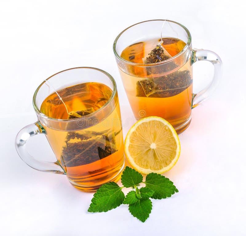 Graaf Grey Tea stock foto's