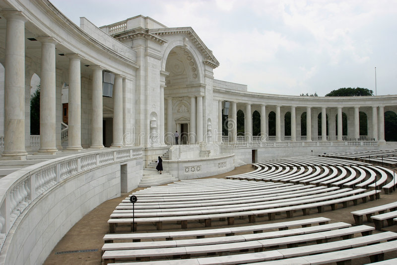 Download Grab Des Unbekannten Soldaten, Arlington-Kirchhof. Stockbild - Bild: 49155