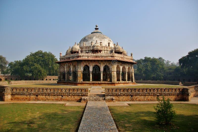 Grab Isa-Khan Niyazis in Delhi stockbilder