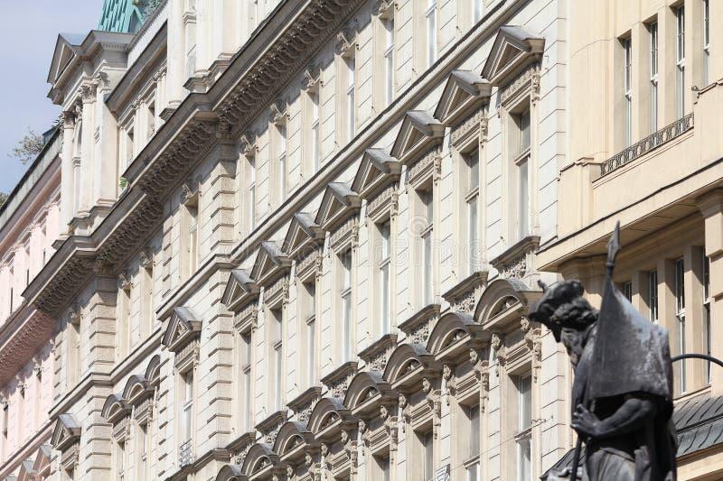 Graben, Vienna royalty free stock photos