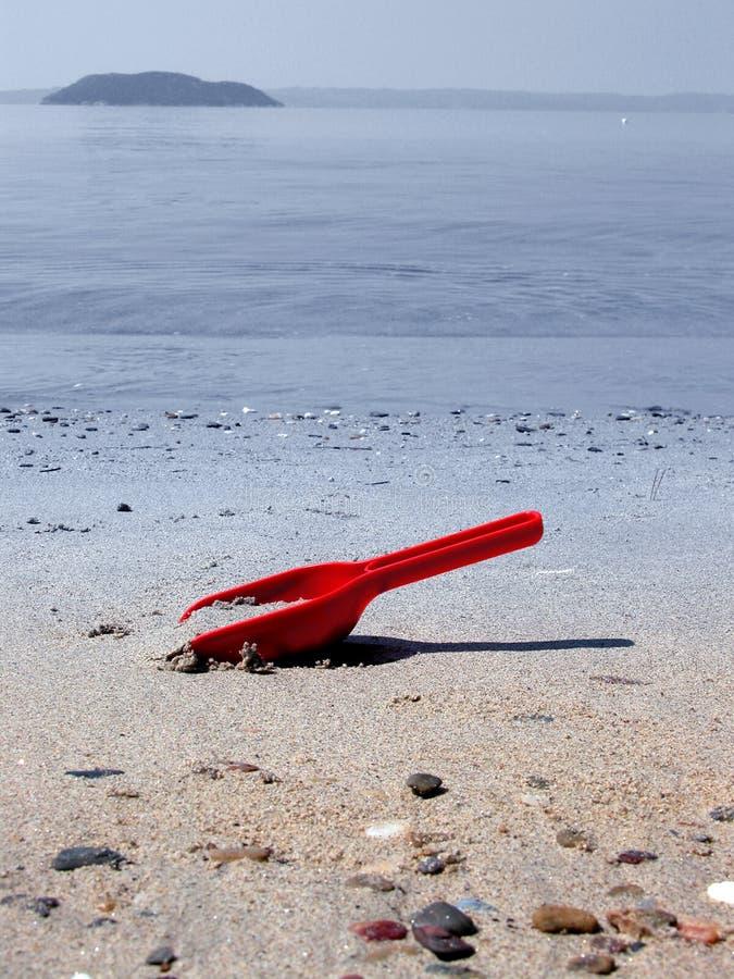 Download Grabende Farben stockbild. Bild von fein, ashore, erholung - 26635