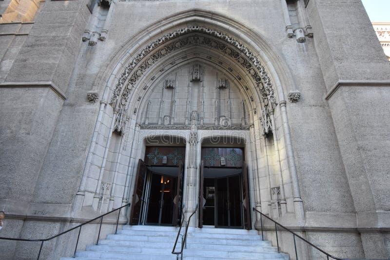 Grace Cathedral histórico, 2 foto de stock royalty free
