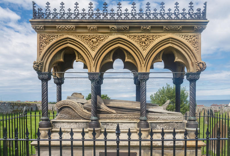 Grace Darling Grave photo libre de droits