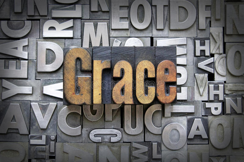 Grace royalty free stock photo